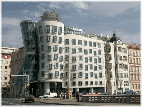 Architecture Prague