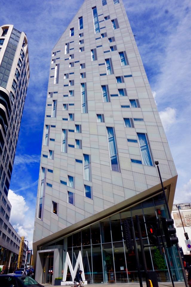 Montcalm Shoreditch: Best Architectural Buildings In The U.K